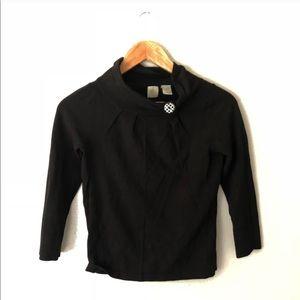 HWR Black Sweater